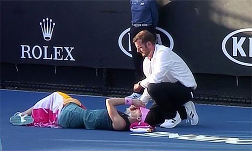 Khắc nghiệt ở Australian Open 2019