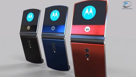 Lenovo kết hợp Verizon 'tái sinh' điện thoại Motorola Razr