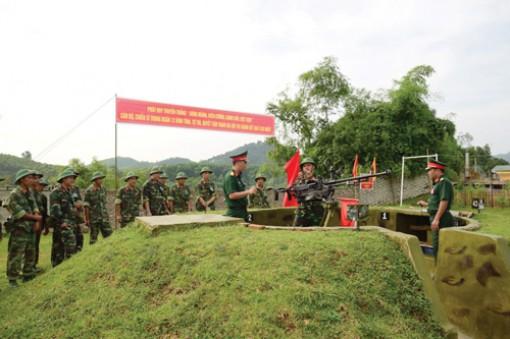 Thực hiện tốt công tác hậu cần quân đội trong thời kỳ mới
