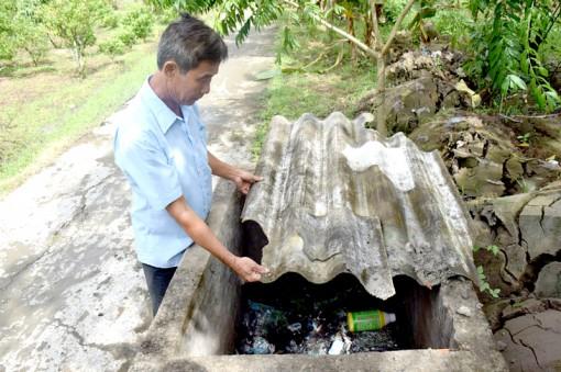 Nông dân chủ động tham gia bảo vệ môi trường