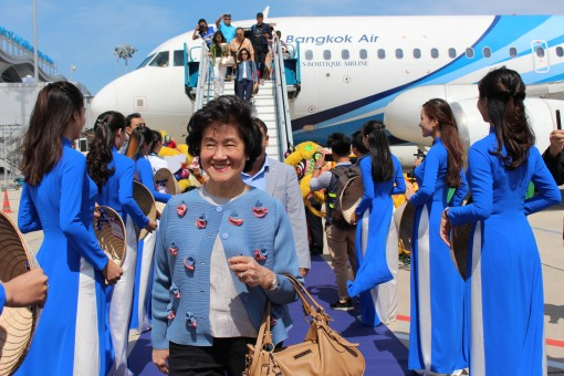 Bangkok Airways launches Bangkok-Cam Ranh direct route