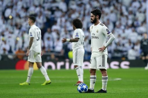 Tháng ngày u ám của Isco tại Real Madrid