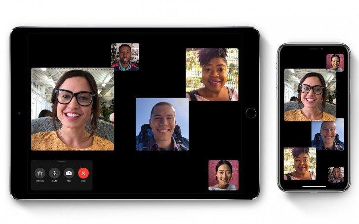 Apple rút tính năng gọi điện thoại nhóm Group FaceTime do có lỗi