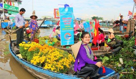 Cửa ngõ để du lịch Đồng bằng sông Cửu Long cất cánh