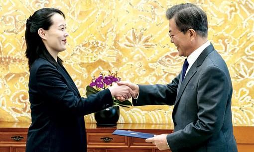 Bất ngờ bán đảo Triều Tiên!