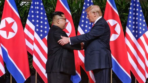 President Trump says US-DPRK summit to take place in Hanoi