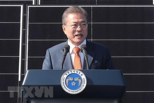 RoK President optimistic about DPRK-US summit in Hanoi