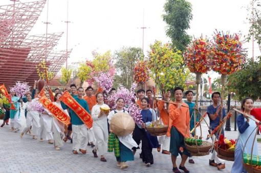 Tận hưởng chuyến du lịch đầu năm sang chảnh, đậm đà vị Tết Việt