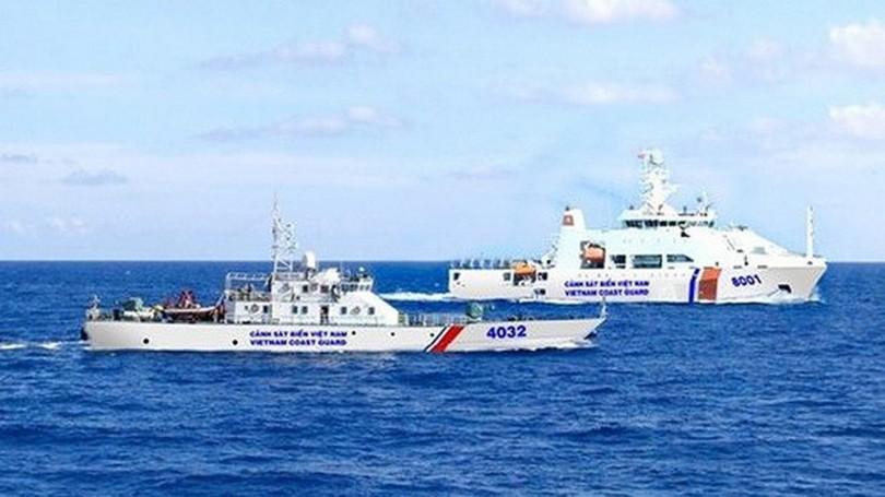 Triển khai thi hành Luật Cảnh sát biển Việt Nam năm 2018
