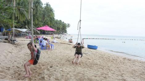 Khách đến Kiên Giang tăng cao