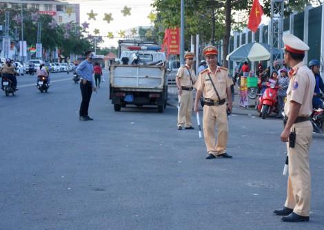 Xử lý nghiêm các hành vi vi phạm trật tự an toàn giao thông đường bộ