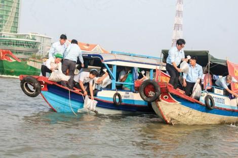 Phối hợp bảo vệ nguồn lợi thủy sản