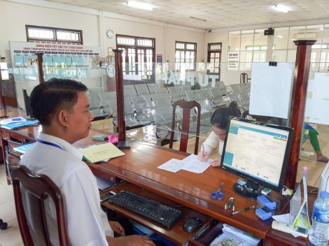 Triển khai hệ thống thông tin đăng ký và quản lý hộ tịch