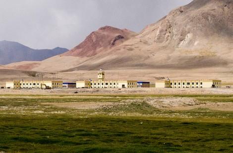 Trung Quốc âm thầm lập trạm giám sát ở Tajikistan