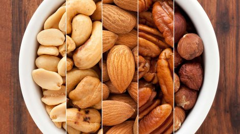 Ăn các loại hạt có gây tăng cân?