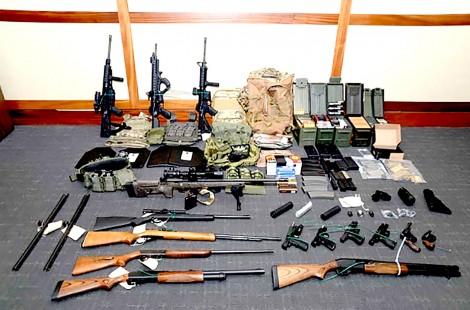 Mỹ bắt sĩ quan tuần duyên âm mưu giết người hàng loạt