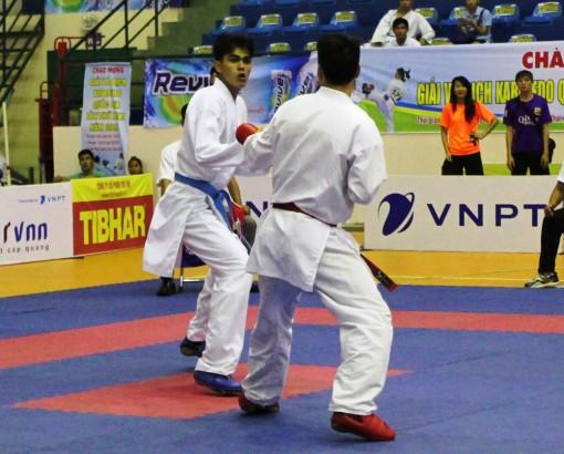 3 võ sĩ Karatedo Cần Thơ góp mặt tại SEA Games 2019