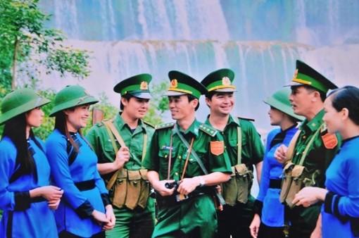 Phát huy truyền thống anh hùng, xây dựng Bộ đội Biên phòng đáp ứng yêu cầu nhiệm vụ quản lý, bảo vệ biên giới quốc gia thời kỳ mới