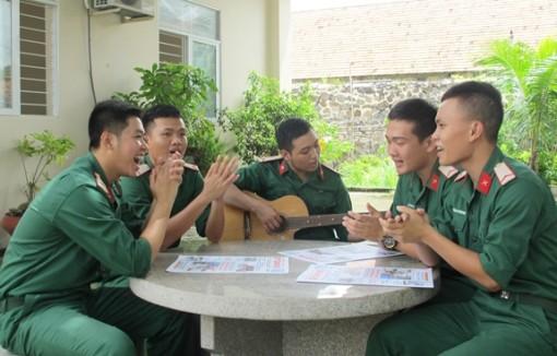 Vui-khỏe-đẹp như lính trẻ ở Côn Đảo