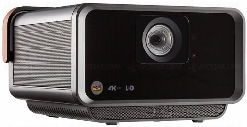 ViewSonic ra mắt máy chiếu 4K kết nối Wi-Fi
