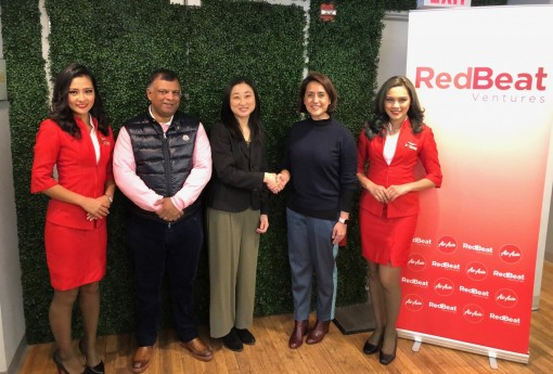 AirAsia sets up capital fund for startups in Southeast Asia