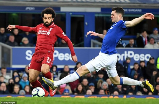 Hy vọng của Liverpool đặt lên vai Salah