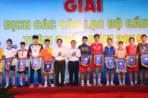 Gần 200 VĐV dự tranh Giải vô địch các CLB Cầu mây toàn quốc năm 2019 tại Cần Thơ