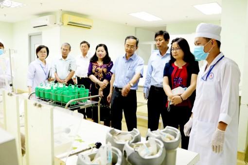 Gỡ khó cho Bệnh viện Huyết học - Truyền máu TP Cần Thơ