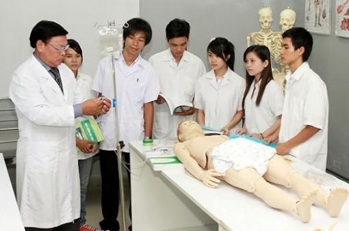 Quy định ngưỡng đảm bảo chất lượng đầu vào đại học khối ngành y, dược