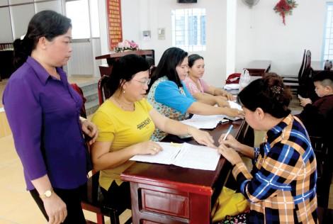 Đồng hành, hỗ trợ phụ nữ khởi nghiệp