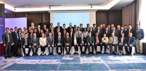 Workshop boosts regional maritime law enforcement cooperation