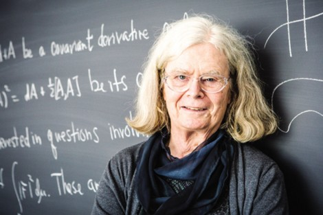"""Lần đầu tiên một phụ nữ  đoạt giải """"Nobel Toán học"""""""