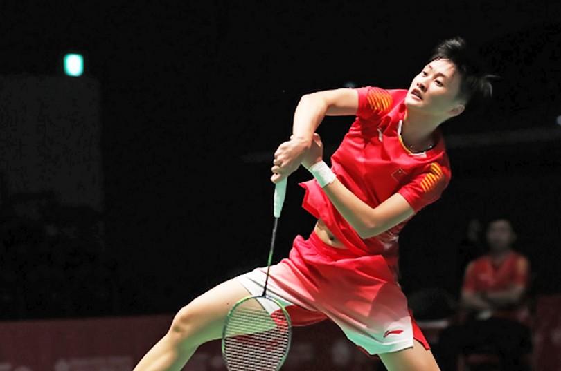 Thêm chức vô địch cho Chen Yufei