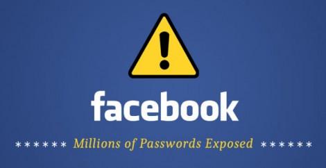 Facebook lưu trữ nhầm chỗ hàng trăm triệu mật khẩu người dùng