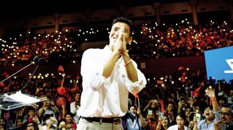 Bầu cử Thái Lan và tiếng nói của người trẻ