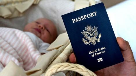 """""""Du lịch sinh con""""  của người Nga ở Nam Florida"""