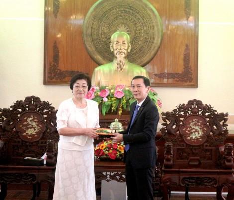 Tăng cường hợp tác giữa Cần Thơ và Nhật Bản trong lĩnh vực giáo dục