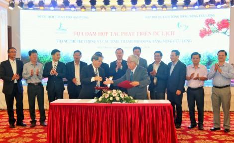 Cần Thơ và các tỉnh ĐBSCL xúc tiến du lịch tại Hải Phòng