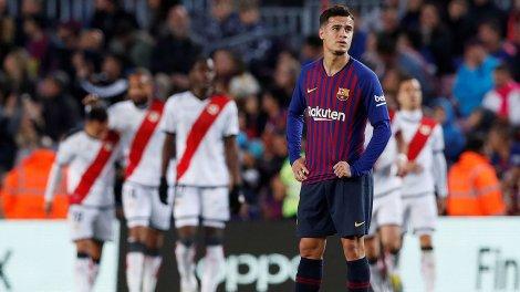 Đoạn kết cuộc tình Coutinho – Barcelona