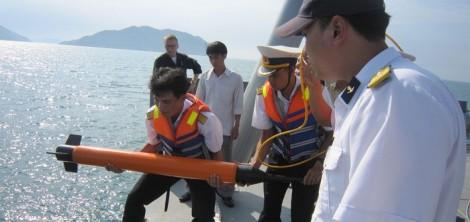 Phát triển hệ thống hải đồ biển ngang tầm thế giới