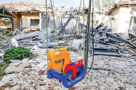 Căng thẳng leo thang trên Dải Gaza
