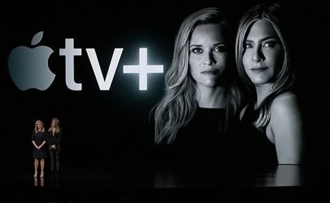 Apple tiến vào lĩnh vực truyền hình trực tuyến