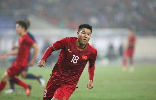Vietnam beat Thailand 4-0, advancing to AFC U23 champ final round