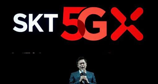 Hàn Quốc hòa mạng 5G đầu tiên trên thế giới