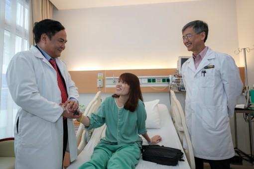 Vinmec cấy ghép thành công tim nhân tạo hổ trợ tâm thất cho bệnh nhân suy tim giai đoạn cuối