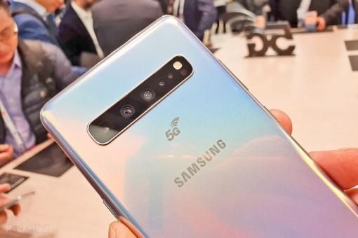 Samsung S10 5G bắt đầu lên kệ tại Hàn Quốc