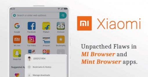 Lỗ hổng chưa từng có trong trình duyệt tích hợp của điện thoại Xiaomi