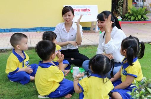 Nâng cao chất lượng chăm sóc, giáo dục trẻ