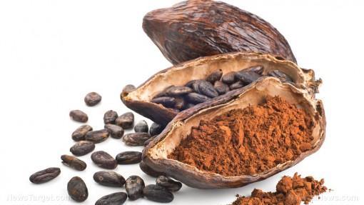 Ca cao thô tốt cho sức khỏe hơn sô-cô-la