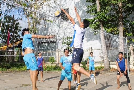 Đông Hiệp phát triển mạnh văn hóa, thể thao cơ sở